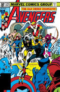 Avengers Vol 1 211