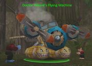 Dr Weavil Flying Machine