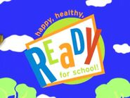 Happy, Healthy, Ready for School