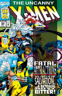 Uncanny X-Men Vol 1 304