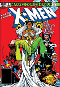 X-Men Annual Vol 1 6