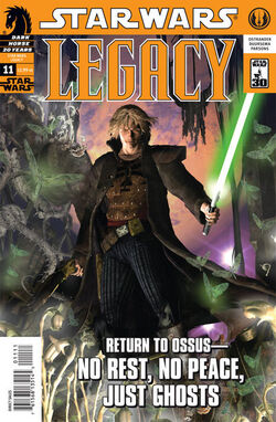 Final Legacy 11 cover