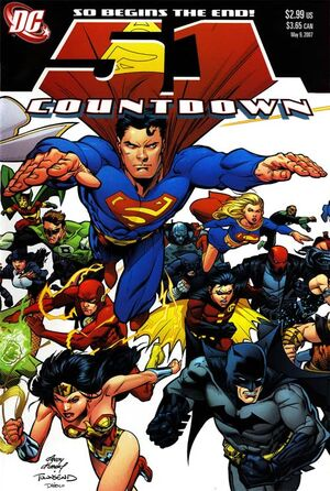 Cover for Countdown #51