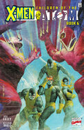 X-Men Children of the Atom Vol 1 6