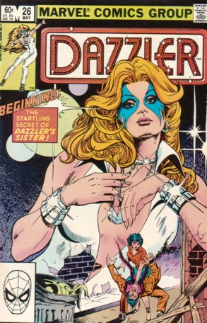 Dazzler Vol 1 26