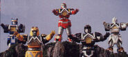 Foto shogunzords