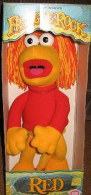HasbroSofties1985RedFraggle
