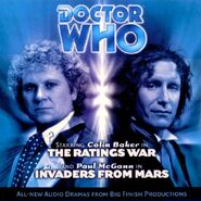 The Ratings War cover