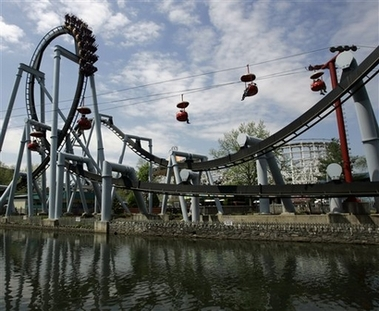 InvertedRollerCoaster