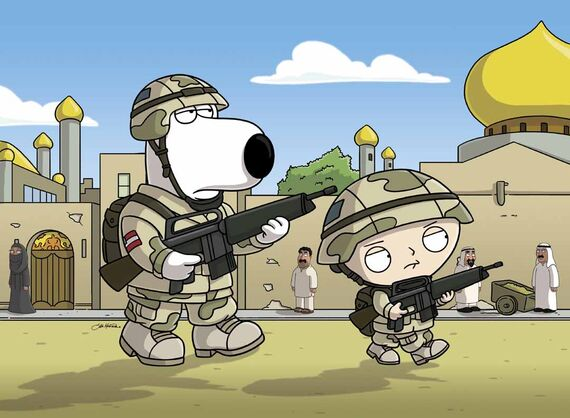 Family Guy Season 5 Episode 4 Saving Private Brian