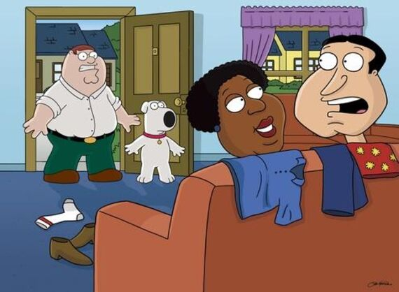 Family Guy Season 4 Episode 5 The Cleveland-Loretta Quagmire