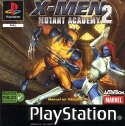 X-Men Mutant Academy 2
