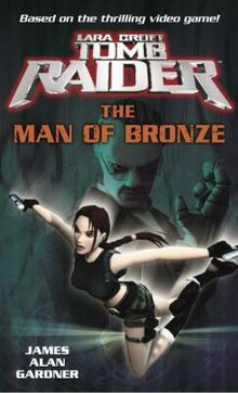 Tomb raider mannofbronze