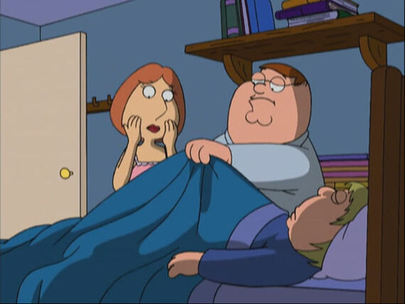 Family Guy Season 3 Episode 5 And the Wiener Is...