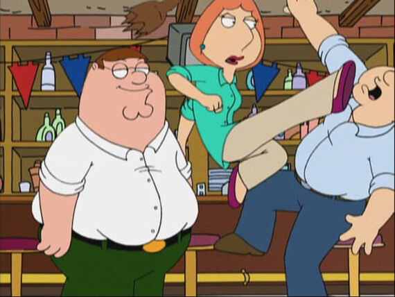 Family Guy Season 3 Episode 7 Lethal Weapons
