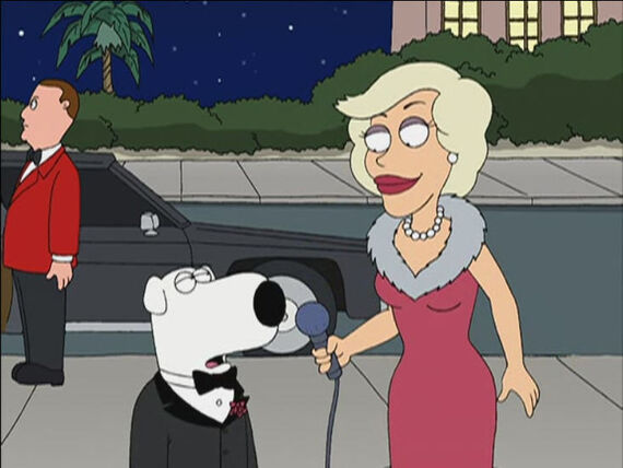 Family Guy Season 3 Episode 2 Brian Does Hollywood (2)
