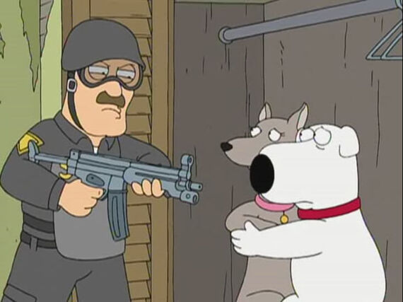 Family Guy Season 3 Episode 13 Screwed the Pooch