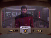 Riker gone mad