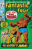 Fantastic Four Vol 1 107