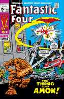 Fantastic Four Vol 1 111