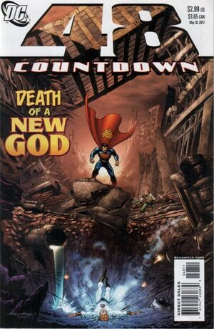 Cover for Countdown #48