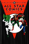 All-Star Comics Archives Volume 0
