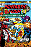 Fantastic Four Vol 1 175