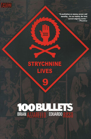 Cover for 100 Bullets (Collections) #9