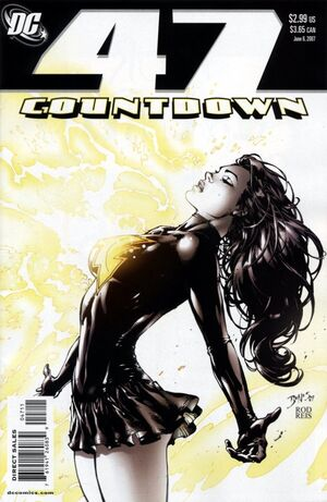 Cover for Countdown #47