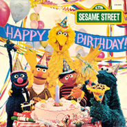 Happy Birthday from Sesame Street (album)