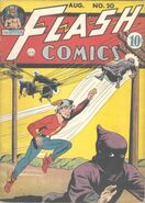 Flash comics 20