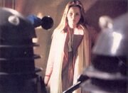 Daleks capture Romana
