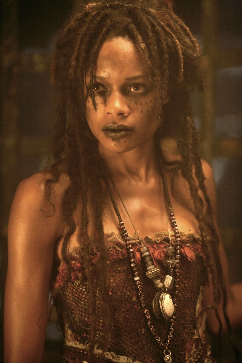 """Calypso from the movie """"Pirates of the Carribbean"""""""