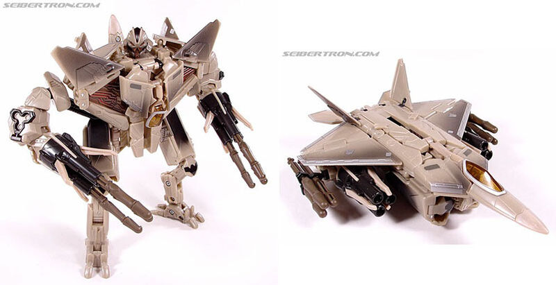 Featured on:Starscream (Movie)