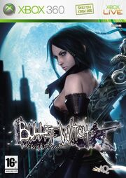 Bullet Witch (Xbox 360)-cover