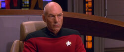 Picard on the bridge 2371