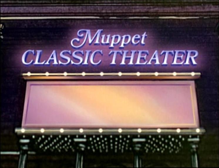 Muppet Classic Theater...C 3po