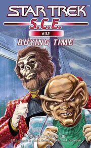 Buying Time - eBook cover