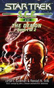 The Demon, Book 1 - eBook cover