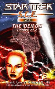 The Demon, Book 2 - eBook cover