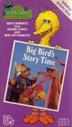 Big Bird&#39;s Story Time