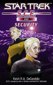 Security - eBook cover