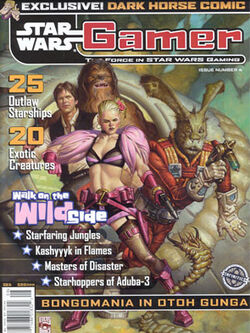Star Wars Gamer 4 cover