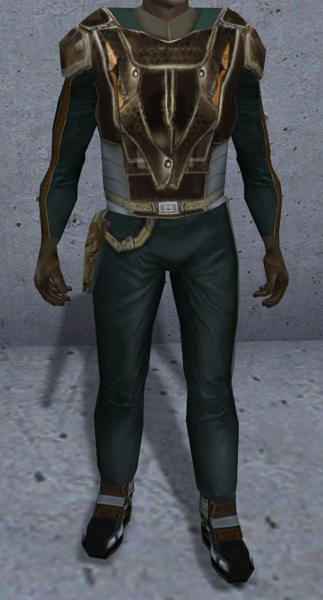 Heavy Cinnagar war suit