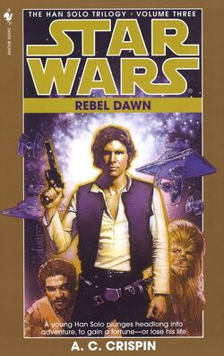 Rebel Dawn cover