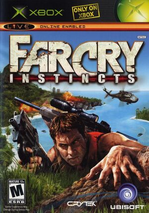 2 Far Cry Instincts xbox