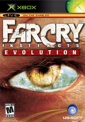 3 Far Cry Evolutuin