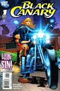 Black Canary v.3 1