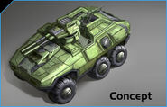 UNSC Cougar Concept