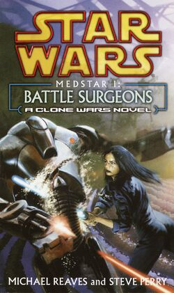 Medstar - Battle Surgeons Cover